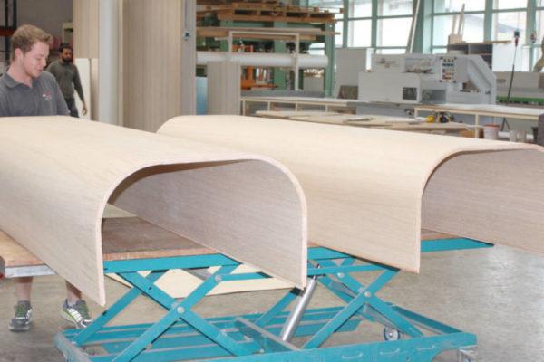 Holz In Form Runde Formteile V01