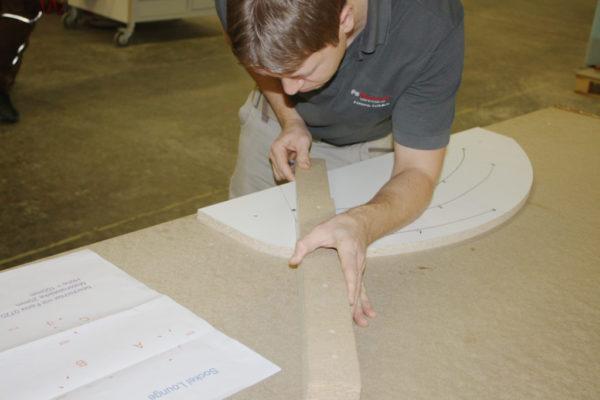 Treppenhandlaeufe Fertigungsplanung